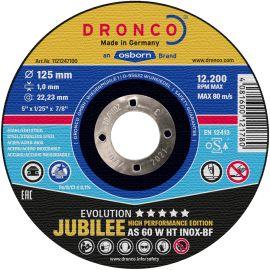 Disque à tronçonner Inox Dronco AS 60 W HT pas cher