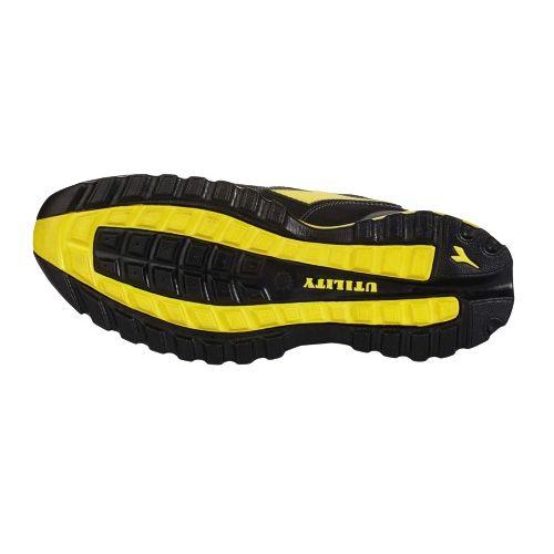 Chaussures de sécurité basses GLOVE S3 SRA HRO pointure 41 - DIADORA - 701.170235 pas cher Secondaire 3 L