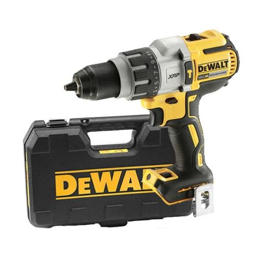 Perceuse-visseuse à percussion Brushless sans-fil Dewalt DCD996NT 18 V nue + coffret TSTAK photo du produit