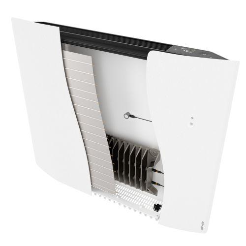 Radiateurs Divali ATLANTIC Horizontal Blanc photo du produit Secondaire 2 L