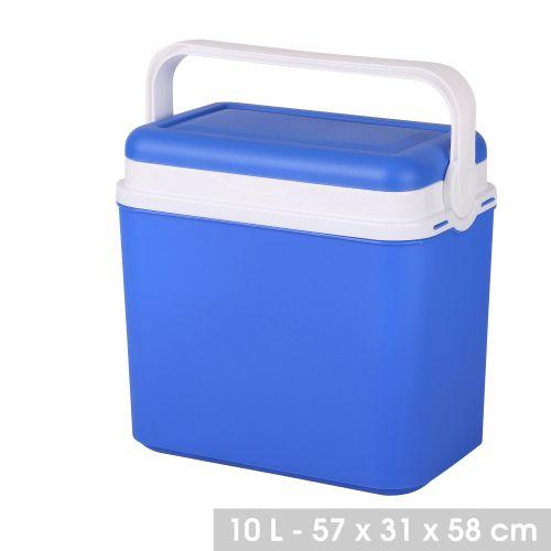 Glacière rigide hermétique Isotherme 10 L avec poignée pas cher Principale L