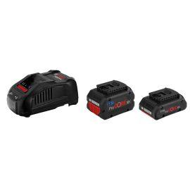 Pack de 2x4 - 5,5 Ah Procore 18 V en Boîte en carton - BOSCH - 1600A0214A pas cher