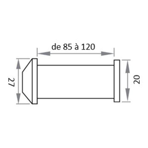 Microviseur JH17/JH25/JH37/JH85 photo du produit Secondaire 2 L