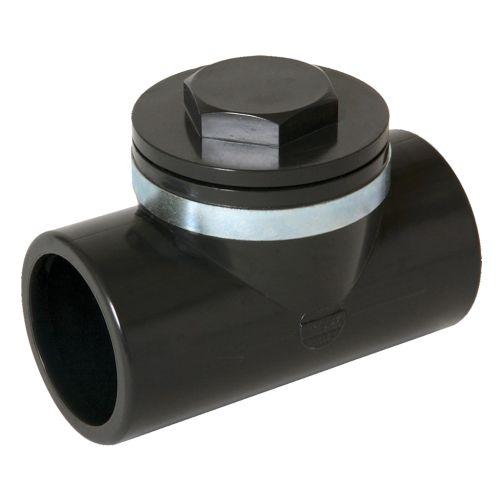 Clapet anti-retour PVC pression photo du produit Principale L