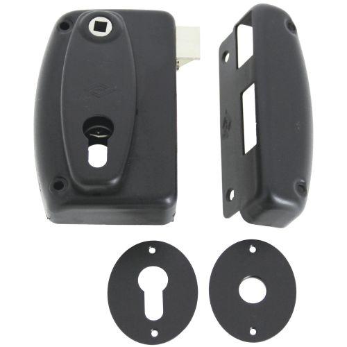 Serrure monopoint FREELOX en applique verticale tirage gauche - JPM - 127510-01-2A pas cher Secondaire 3 L