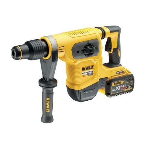 Perforateur sans-fil Dewalt SDS-Max XR Brushless DCH481X2 54 V + 2 batteries 9 Ah + chargeur photo du produit