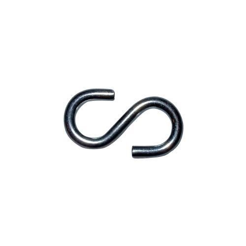 Esse rond pour chaîne zinguée Ø2.4 mm - CHAUBEYRE - 8088344 pas cher Principale L