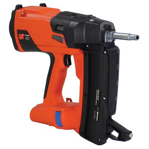 Cloueur à gaz sans-fil Spit Pulsa 40E + batterie 2.5 Ah + chargeur photo du produit Secondaire 1 L