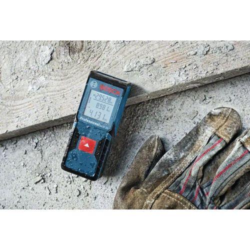 Télémètre GLM 30 Professional en boite carton - BOSCH - 0601072500 pas cher Secondaire 3 L