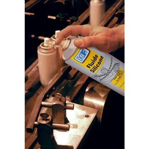Fluide silicone 400 ml - KF - 6102 pas cher Secondaire 1 L