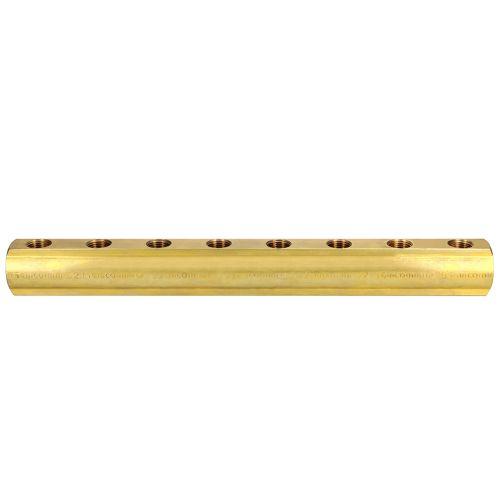 Collecteur R551 6 Départs 1'1/4-1/2 - GIACOMINI - R551Y086 pas cher Secondaire 14 L