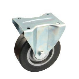 Roulettes AVL caoutchouc pour forte charge photo du produit
