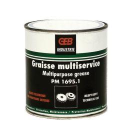 Graisse GEB multi-service photo du produit Principale M