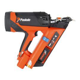 Cloueur à gaz san fil Paslode PPN50Xi + batterie + chargeur pas cher