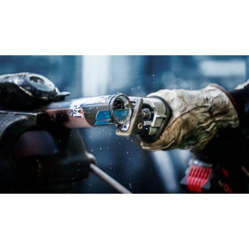 Lame de scie sabre Expert Medium-Thick Tough Metal S 1155 HHM - BOSCH EXPERT - 2608900374 pas cher Secondaire 3 L