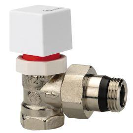 Robinet thermostatisable équerre ORKLI photo du produit