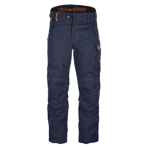 Pantalon multi-travaux Harpoon Medium bleu marine taille 36 - BOSSEUR - 11086-021 pas cher