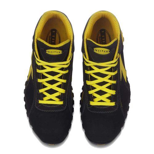 Chaussures de sécurité hautes GLOVE S3 SRA HRO pointure 39 - DIADORA - 701.170234 pas cher Secondaire 1 L
