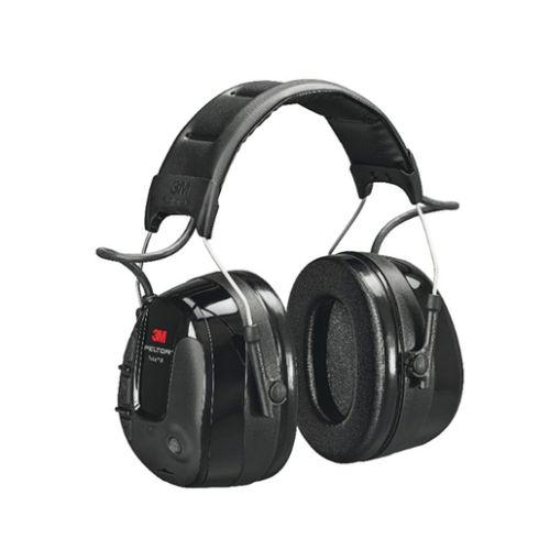 Casque de protection auditive électronique Peltor™ ProTac™ III noir SNR32dB - 3M - 7100088424 pas cher Principale L