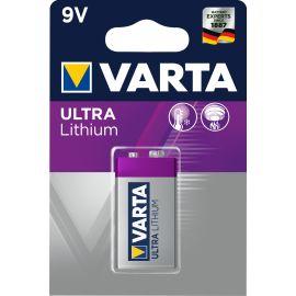 Pile lithium 9v 6LR61 pas cher
