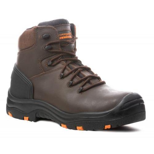 Chaussures de sécurité hautes Coverguard Topaz S3 SRC HRO photo du produit
