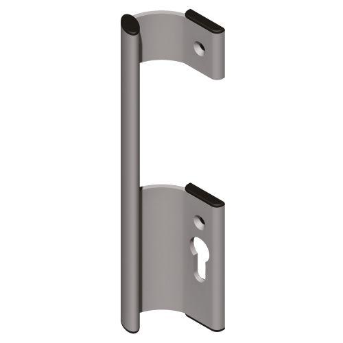 Poignées de tirage pour coulissant aluminium photo du produit
