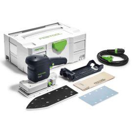 Ponceuse vibrante Festool RS 300 EQ-Set 280 W + coffret Systainer T-LOC SYS 2 pas cher