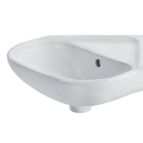 Lave-mains d'angle Roca Polo photo du produit