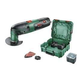 Découpeur oscillant Bosch PMF 2000 CE 220 W + accessoires photo du produit