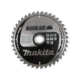 Lame scie circulaire Makita Makblade bois pour scies radiales et à onglets pas cher
