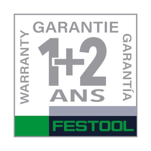 Perceuse-visseuse sans-fil QUADRIVE DRC 18/4-Basic (machine seule) en coffret SYSTAINER - FESTOOL - 576458 pas cher Secondaire 9 L