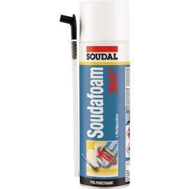Mousse Soudal Soudafoam 360° photo du produit Principale M