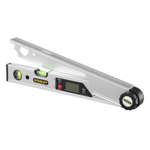 Niveau digital d'angle 0°/225° LCD 2 fioles 43cm - STANLEY - 0-42-087 pas cher