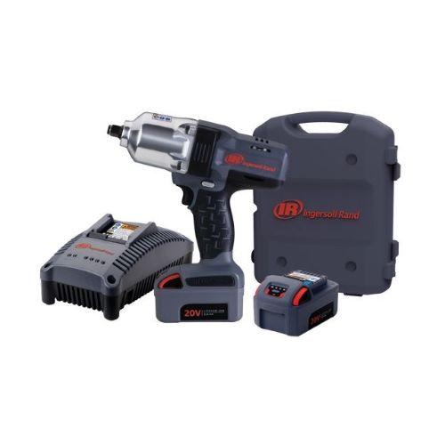 Boulonneuse à choc sans-fil Ingersoll Rand W7150EU-K2 20 V + 2 batteries 3 Ah + chargeur photo du produit
