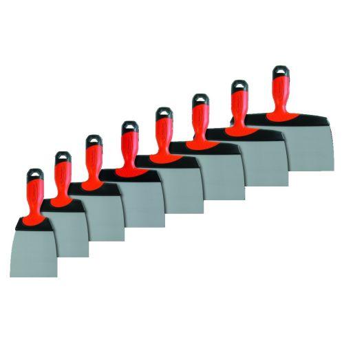 Couteau à enduire inox 180 mm - TALIAPLAST - 440734 pas cher Secondaire 1 L
