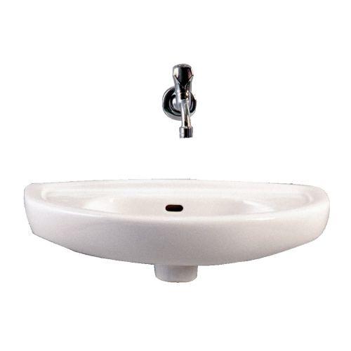 Lave main Vitra Arkitekt étroit avec trop plein photo du produit Secondaire 1 L