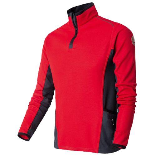 Tee shirt EXPLORE rouge/gris foncétaille XXL - MOLINEL - 03162309116 T2XL pas cher