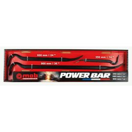 Lot 3 POWER BARS Mob Outillage 7187 pas cher