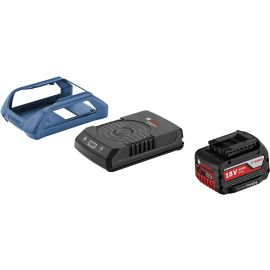 Pack chargeur à induction Bosch GBA GAL 1830W + 1 batterie Li-Ion 2 Ah pas cher Principale M