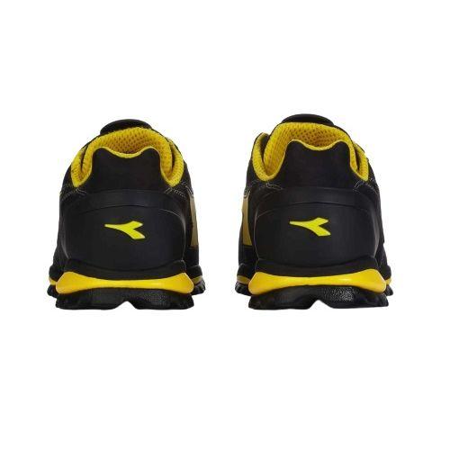 Chaussures de sécurité basses GLOVE S3 SRA HRO pointure 41 - DIADORA - 701.170235 pas cher Secondaire 4 L