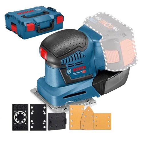 Ponceuse vibrante sans fil Bosch GSS 18V-10 Professional photo du produit