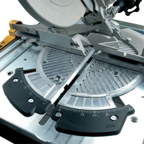 Scie à table et à onglet DW743N 1550 W - DEWALT - DW743N pas cher Secondaire 3 L