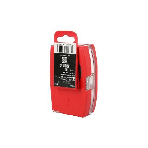 Coffret d'embouts couleurs de 32 pièces - HANGER - 250002 pas cher Secondaire 7 L
