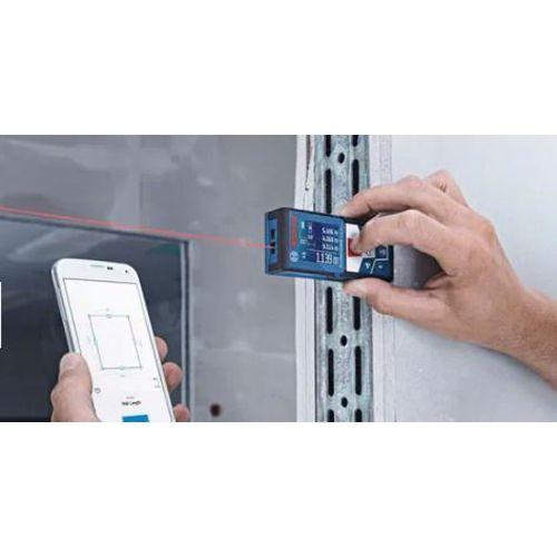 Télémètre laser Bosch GLM 50 C Professional photo du produit Secondaire 5 L