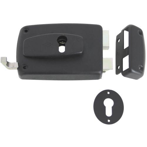 Serrure monopoint FREELOX en applique verticale tirage gauche - JPM - 127510-01-2A pas cher