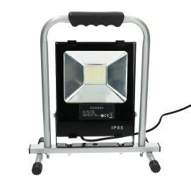 Projecteur chantier LED Hanger 50 W filaire pas cher Principale M