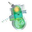 Tronçonneuse thermique à injection MS 500i 63cm - STIHL - 1147-200-0001 pas cher Secondaire 7 S
