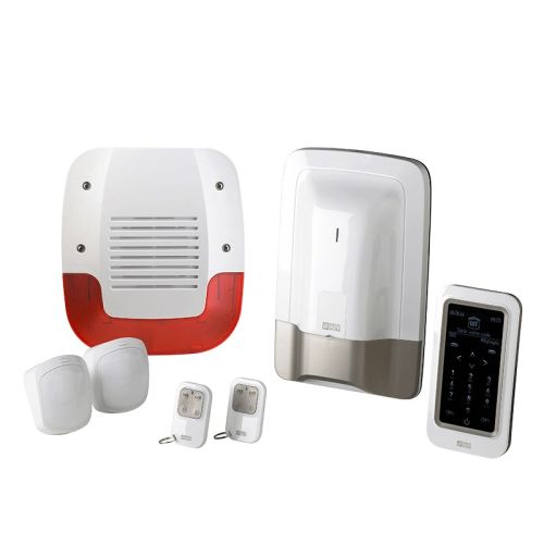 Pack alarme radio NFA2P - DELTA DORE - PACK TYXAL+ pas cher