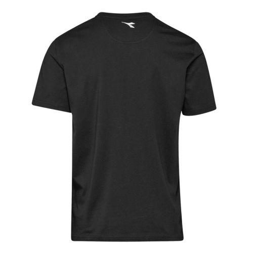 Tee-shirt ATONY II noir taille XXL - DIADORA - 702.160306.N.XXL pas cher Secondaire 1 L