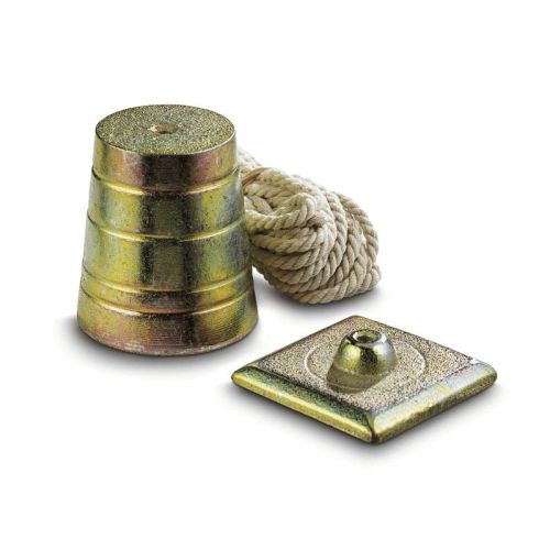 Plomb de maçon avec cordon 500 g - STANLEY - 0-47-160 pas cher Principale L